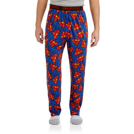 Superman-dc Comics Mens Licensed Sleep Pant](Mens Onesie Superman)