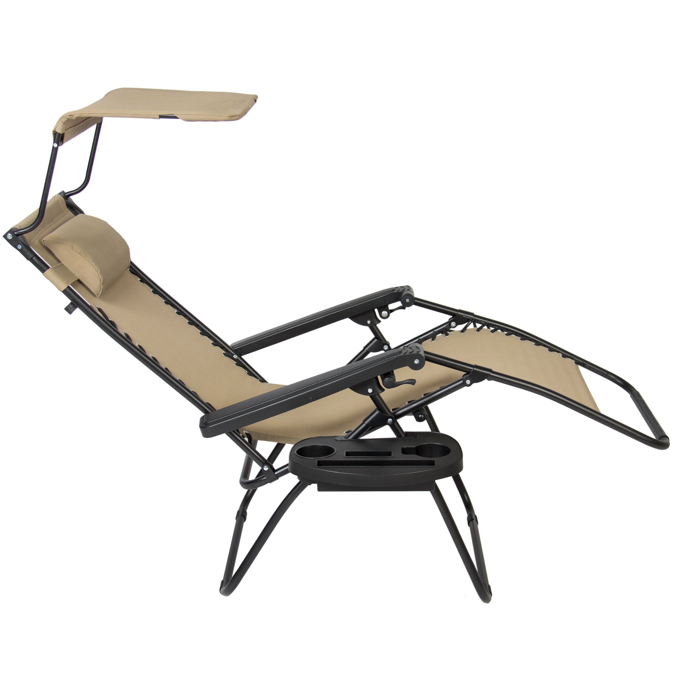 Folding Lawn Chairs With Canopy