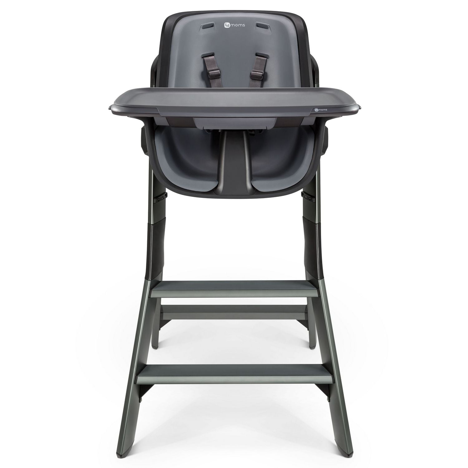 4moms High Chair Black   Grey by 4moms