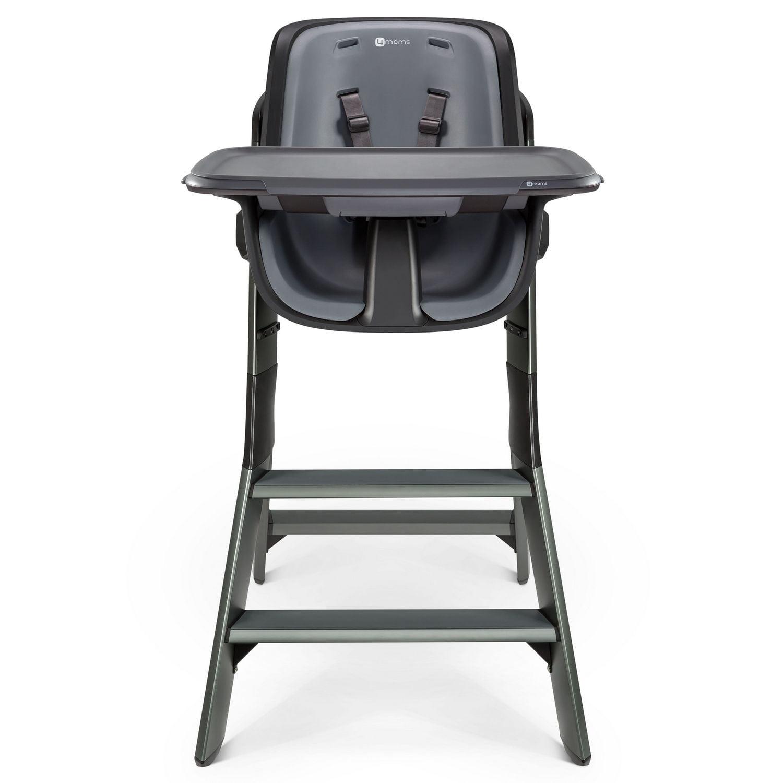 4moms High Chair - Black / Grey