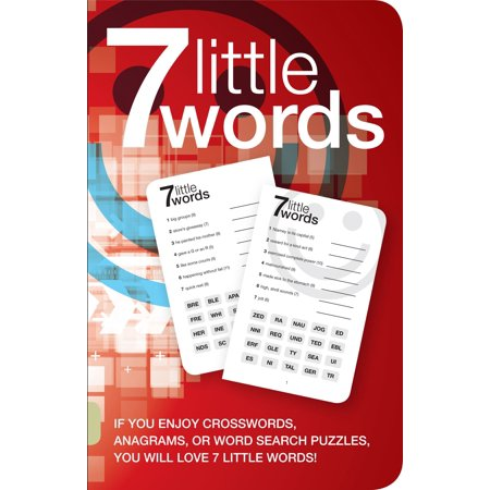 7 Little Words Book 1 : 100 Puzzles