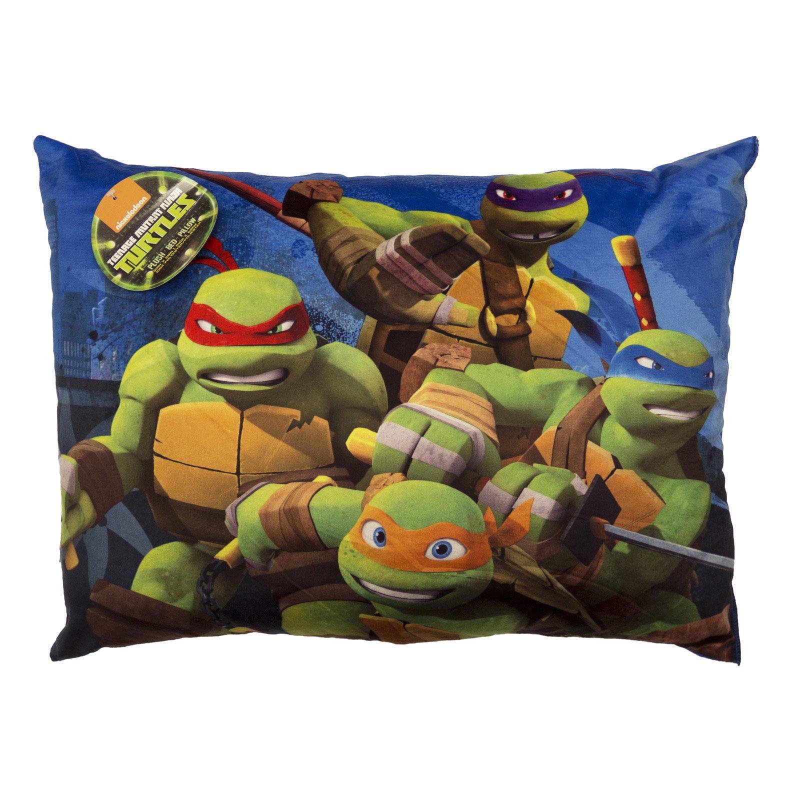 Teenage Mutant Ninja Turtles Bed Pillow by Nickelodeon