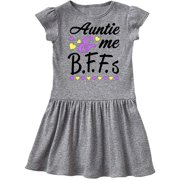 Auntie and Me BFFs best friends forever Toddler Dress
