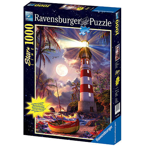 Ravensburger Lighthouse Starline Glow-in