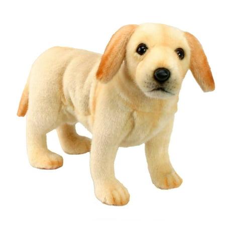 Golden Labrador Puppy - Hansa Plush Labrador Puppy, 14