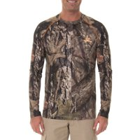 Mossy Oak Men's Insect Repellent Performance Long Sleeve Tee