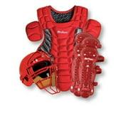 MacGregor Baseball Catchers Gear with Rawlings Helmet - Junior