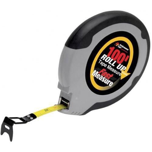 Wilmar W5099 100' Fast Measure Roll-up Tape