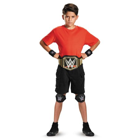WWE Champion Child Costume Kit - Wwe Divas Halloween Costumes