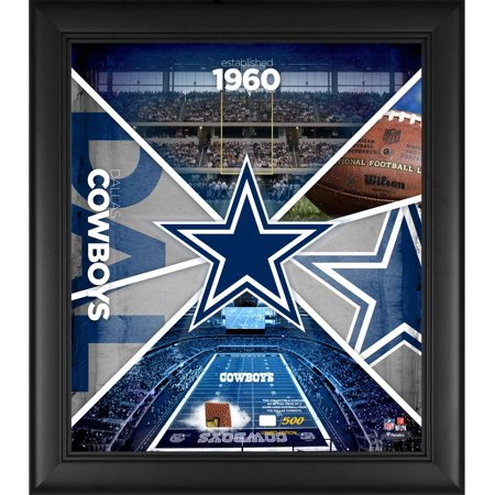 Dallas Cowboys Framed 15