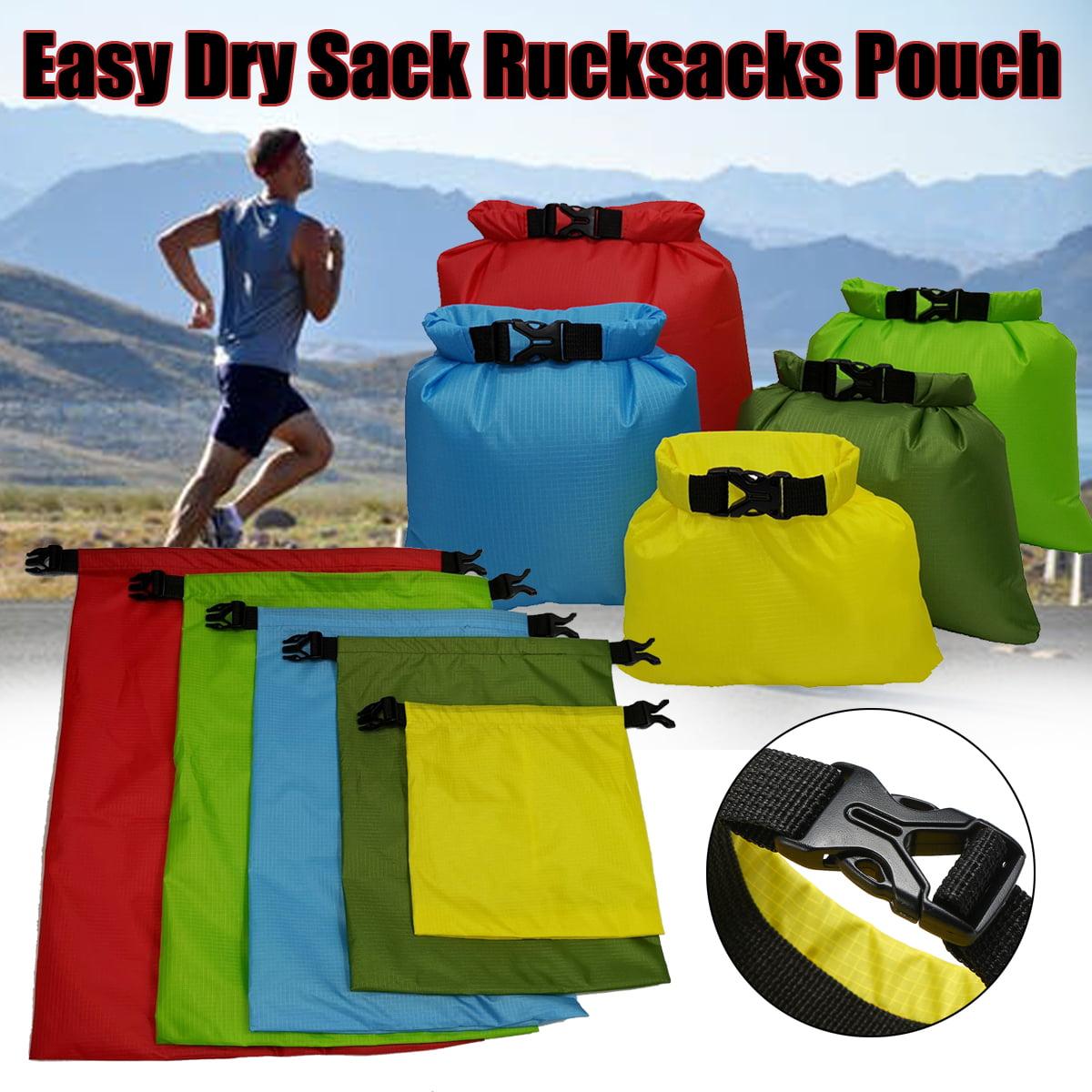 Active Leisure Outdoor Camping Hiking Kayaking Beach Dry Bag Waterproof WalletA6