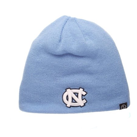 c4f5baf664f Reversible North Carolina Tarheels UNC Beanie Hat Knit Toboggan -  Walmart.com