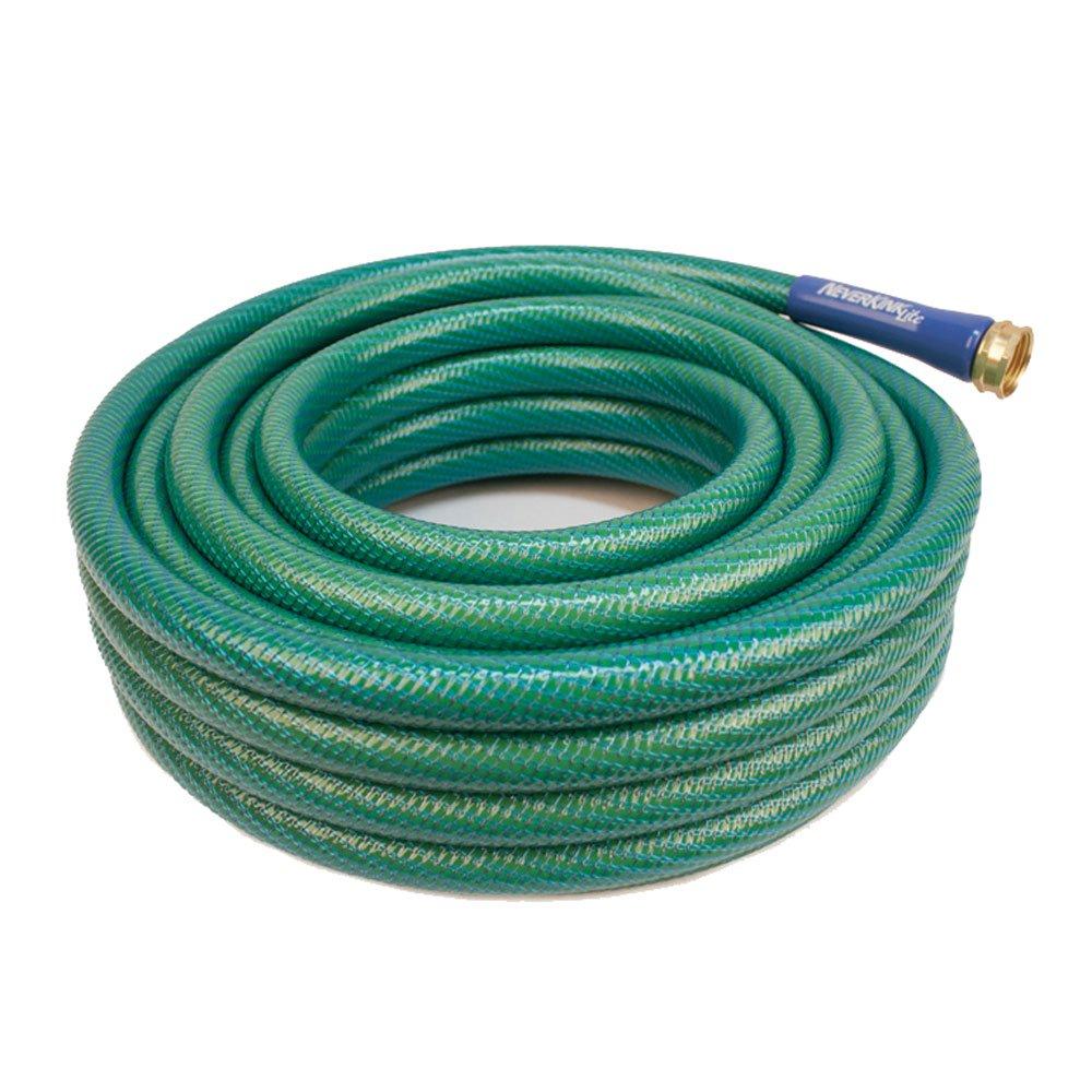 Teknor Apex NeverKink Lite 50 Ft. Long 9/16 Inch Lightweight Garden Water  Hose
