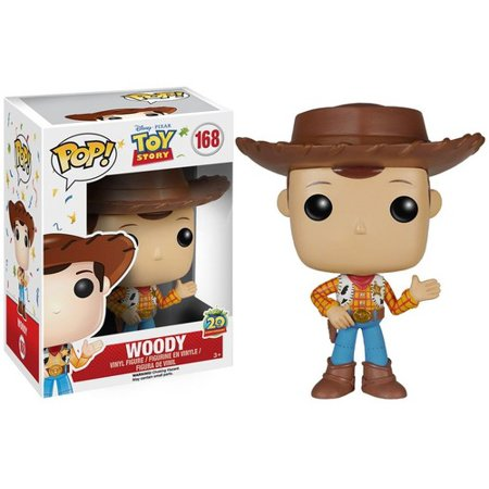 Story Props - FUNKO POP! DISNEY: TOY STORY - WOODY (NEW POSE)