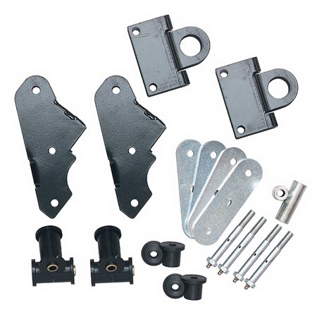 Shackle Reverse Kit (Rubicon Express RE2800 Shackle Reverse Kit)
