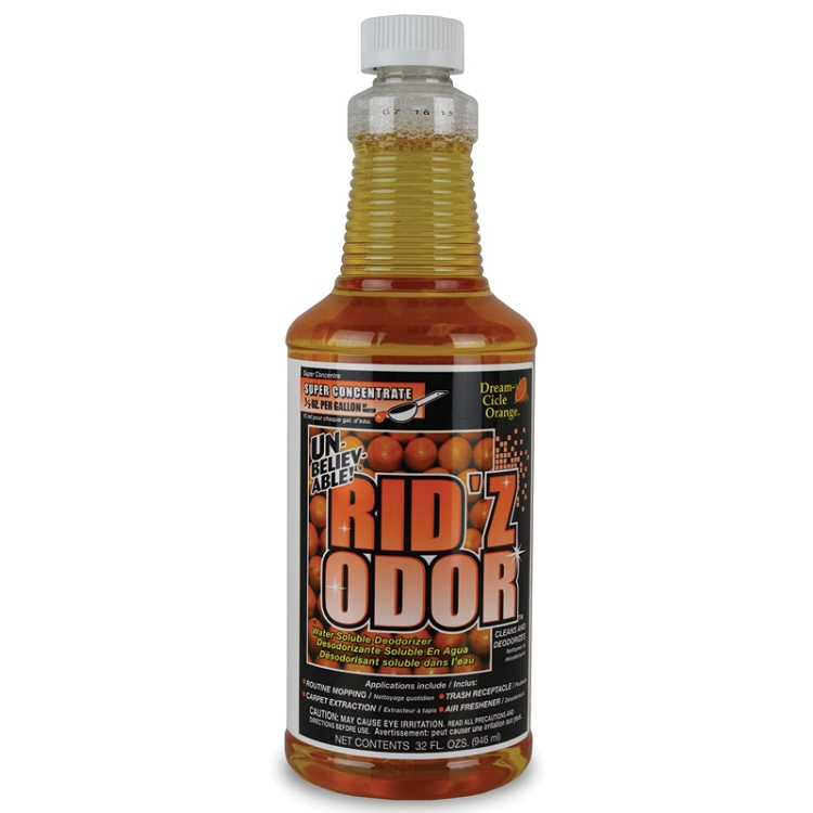 Core Ridz Odor Quart Dream-Cicle Orange Deodorizer