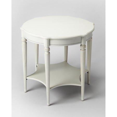 Butler Bainbridge Cottage White Accent Table ()
