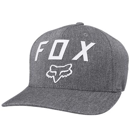 Fox Racing Fox Racing Mens Number 2 Flexfit Hat Walmartcom