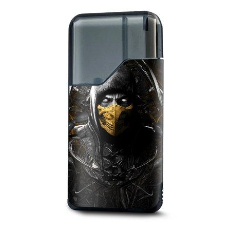 Scorpion Mask (Skin Decal Vinyl Wrap for Suorin Air Kit Vape skins stickers cover/ Scorpion Ninja)