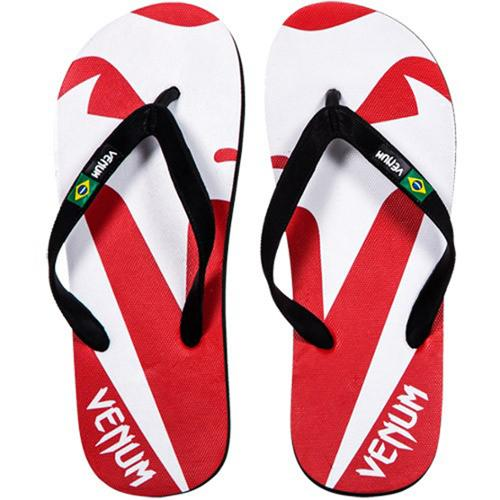 Venum Men's Attack Sandals - Size 37/38 - Red