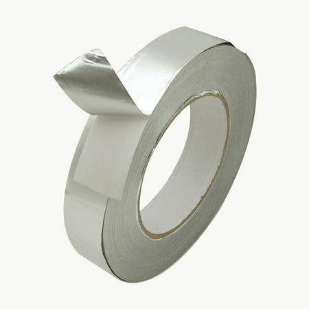 JVCC AF20 Aluminum Foil Tape: 1 in. x 50 yds. (Silver) ()