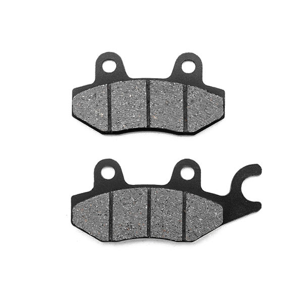 KMG 2010-2011 Kymco Like 200i Rear Non-Metallic Organic NAO Disc Brake Pads Set