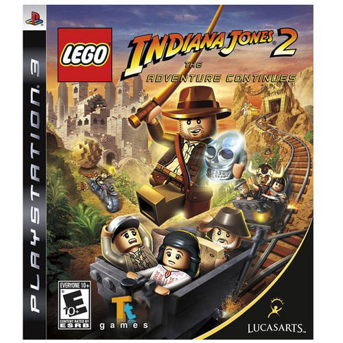 Lego Indiana Jones 2 (PS3) - Pre-Owned