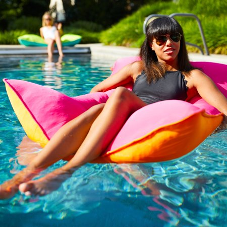 Happy Bottom Pool - Big Joe Outdoor Happy Pool Float