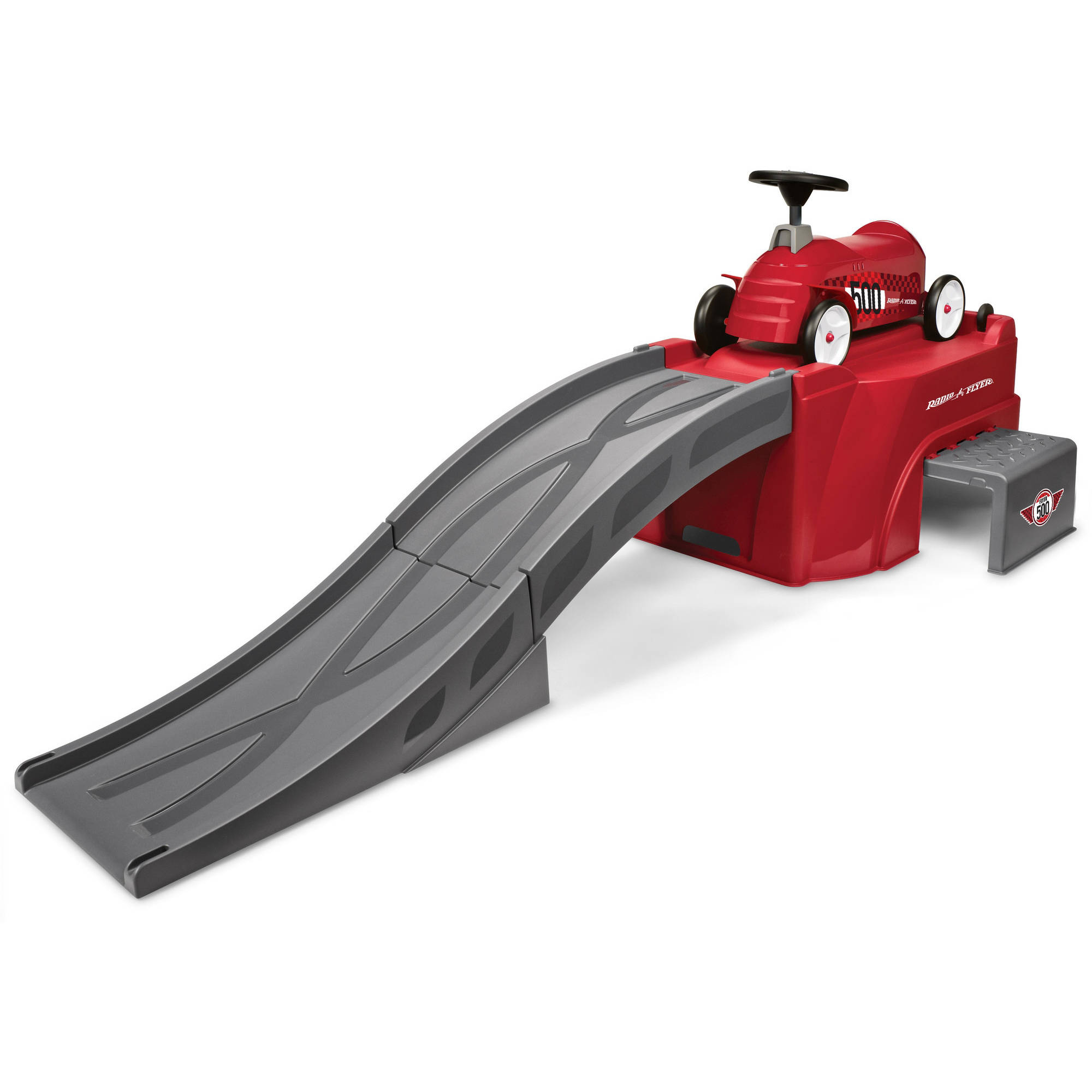 Radio Flyer 500 Ride-On with Ramp by Radio Flyer Inc.