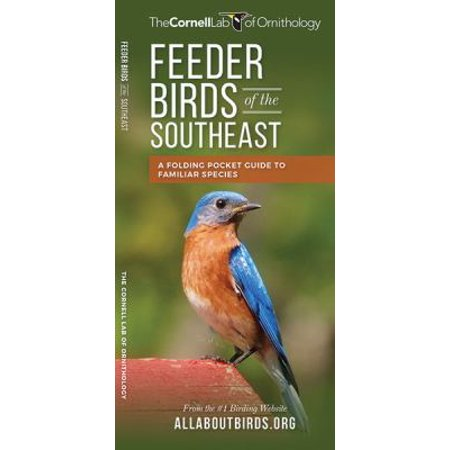 Feeder Birds of the Southeast : A Folding Pocket Guide to ...