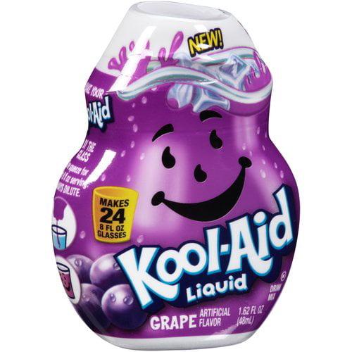Kool-Aid Grape Liquid Drink Mix, 1.62 fl oz