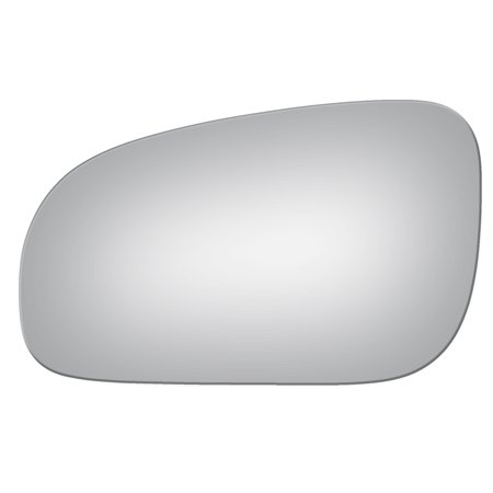 Volvo S80 Driver (Burco 2878 Driver Side Replacement Mirror Glass for Volvo S60, S80, V70)