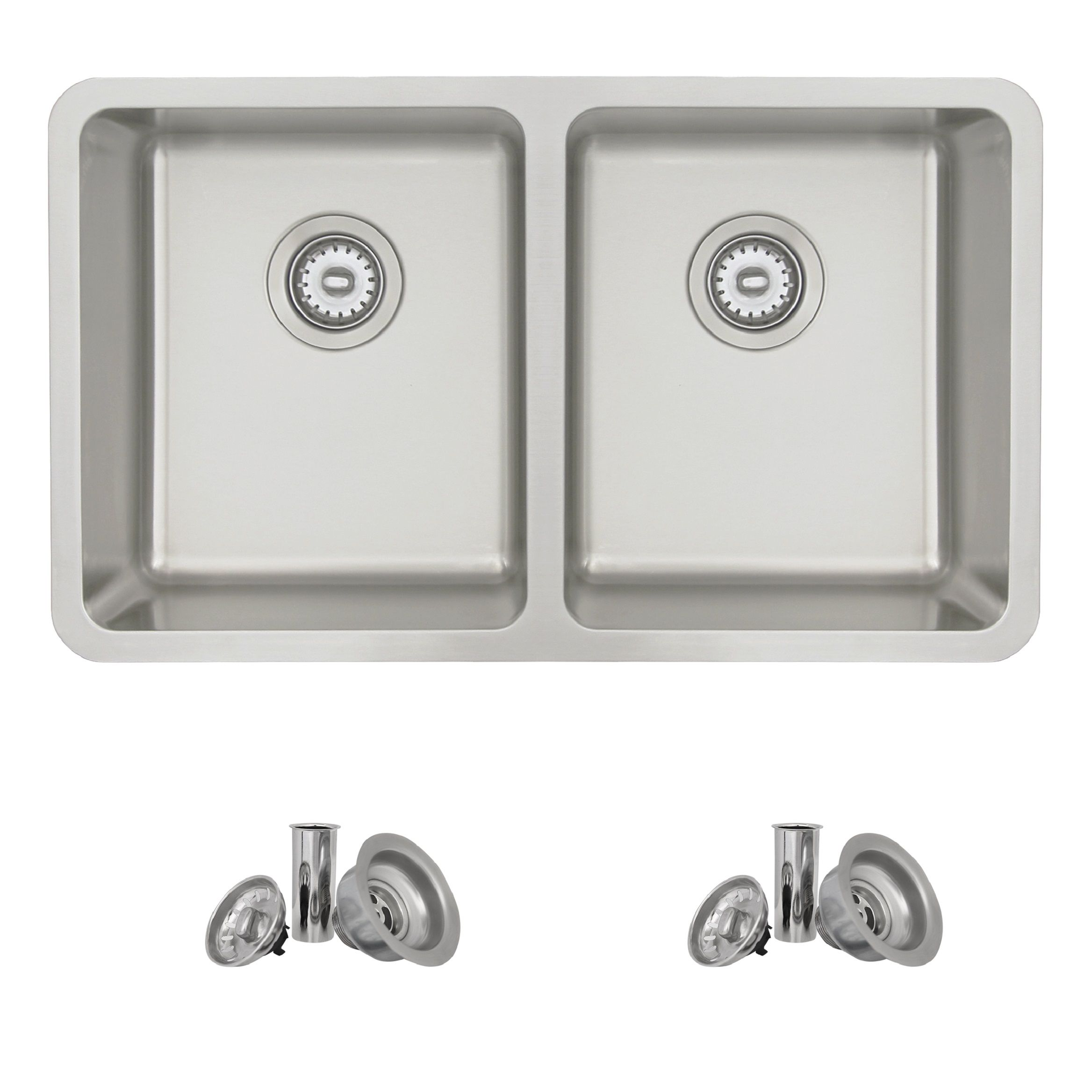 Picture of: 30 Inch Dual Mount Kitchen Sink Walmart Canada