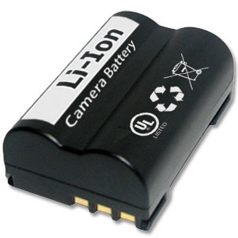 1 Pack Replacement Battery for Olympus PSBLM1