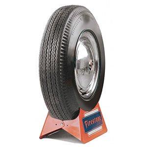 Coker Tire 556655 Firestone Vintage Bias Ply Tire (Firestone Vintage Tire)