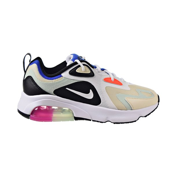 Nike Air Max 200 Women's Shoes Fossil-Black-Pistachio Frost-White ci3867-200