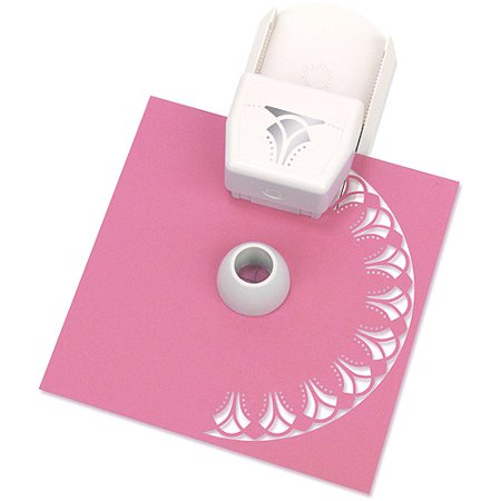 Martha Stewart Crafts Circle Border Cartridge, Flower Arches