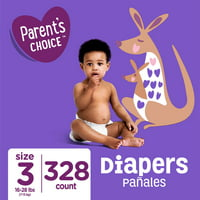 Parent's Choice Diapers (Choose Size & Count)