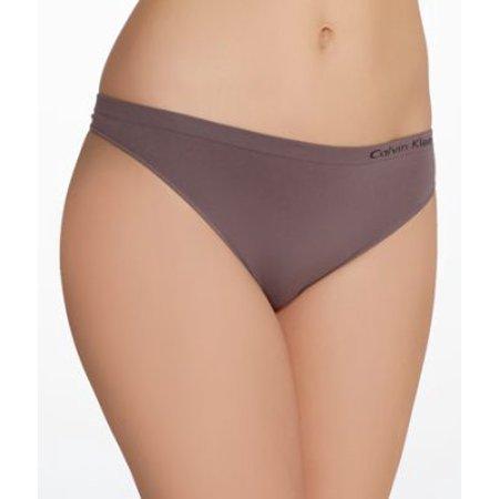 51c89dad0ab41f Calvin Klein - calvin klein pure seamless thong - Walmart.com