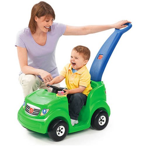 Step2 Push Around Sports Buggy with Seat Belt and Molded-in cup holder