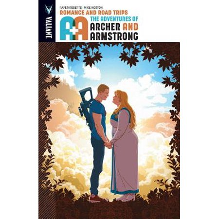 A&A: The Adventures of Archer & Armstrong, Volume 2 : Romance and Road
