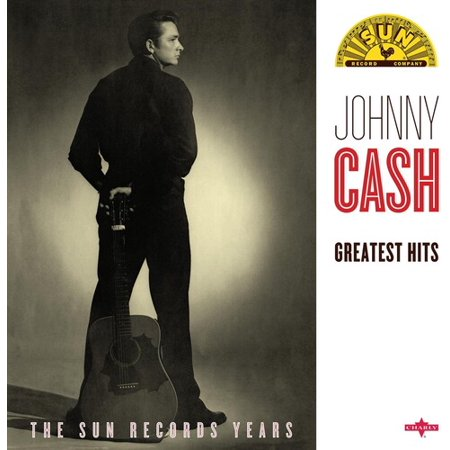 Johnny Cash - Greatest Hits - Vinyl