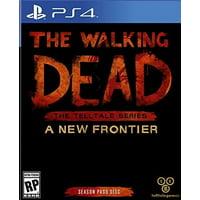 Walking Dead Telltale Series New Frontier (Season Pass Disc), WHV Games, PlayStation 4, 883929564378