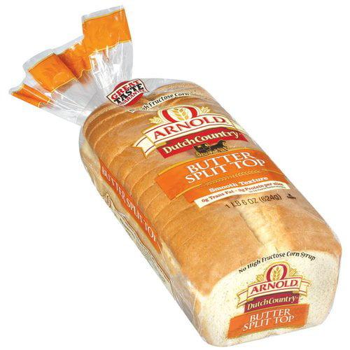 Arnold Dutch Country Butter Split Top Bread 22 Oz