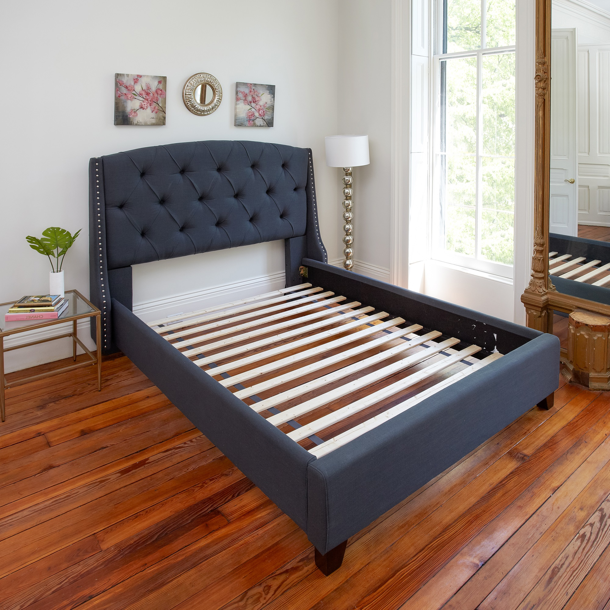 Modern Sleep Solid Wood Bed Support Slats | Bunkie Board, Multiple Sizes