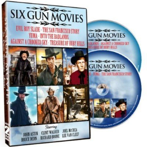 Six Gun Movies (Full Frame)