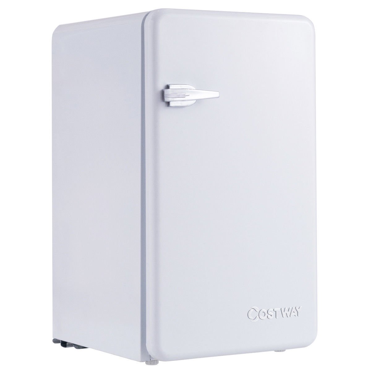 Costway 3 2 Cu Ft Retro Compact