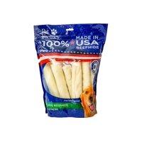 Pet Factory 100% American Beefhide Rolls Dog Chews (10 Pack)