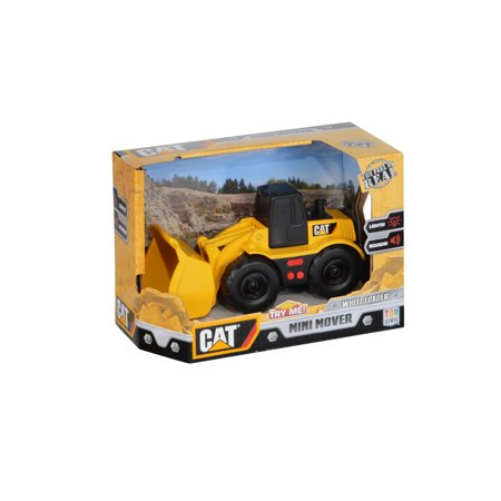 Caterpillar Mini Mover Lights and Sounds Wheel Loader