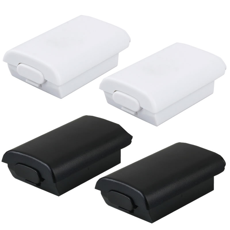 InSassy Wireless Controller Battery Cover for Xbox 360 (Set of 4)